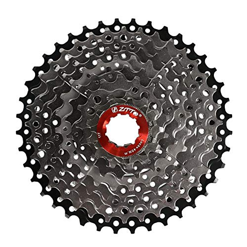 ,a ZTTO MTB Bike Freewheel 9 velocidades 11-40T bicicleta Cassette piñón accesorio