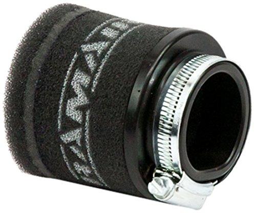 ramair Filter mr-004Motorrad Pod Air Filter, Schwarz, 43mm