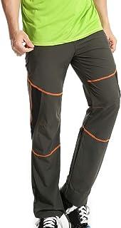 Pantalones para Hombre,Pantalones de Trekking Softshell Pantalones Impermeables Resistente Pantalones de Escalada Deportes al Aire Libre Pantalones Trabajo Pantalones Jogging Pants
