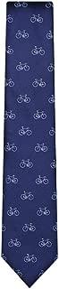 Elegant Men's Silk Neckties/Animal Pattern Tie/Casual Fashions for Work, Dating, Wedding, 145 × 7cm CQQO (Color : E)
