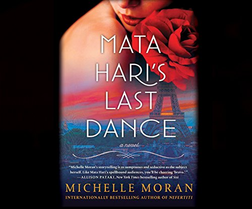 Mata Hari's Last Dance audiobook cover art