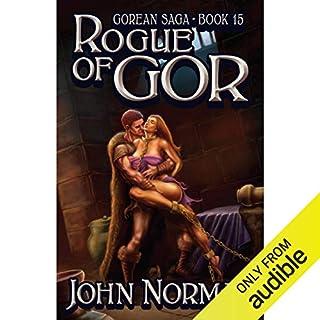 Rogue of Gor cover art