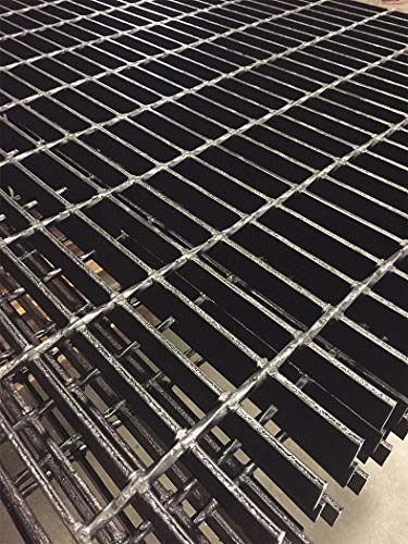 Bar Grating, Smooth, 36In. W, 0.75In. H