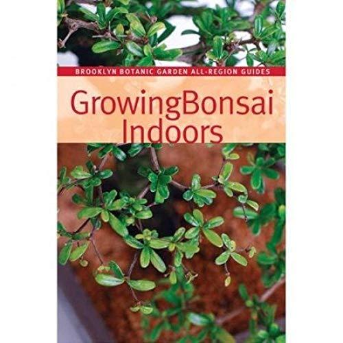 Brussel's Bonsai Growing Bonsai Indoors Book,