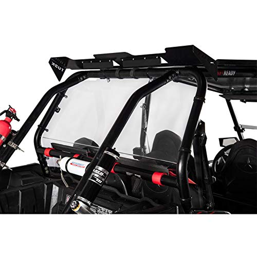 Tusk UTV Polycarb Hard Rear Window - POLARIS RZR XP 1000, XP 4 1000, XP TURBO - 2014-2018