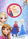 Golden Lutz - Aufbügel-Flicken - Frozen Anna & ELSA