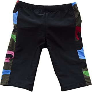 Zhuhaitf 子どもの夏日焼け水着 Holiday Beach Kids ボーイズ Fashion Sports Elastic Training Shorts Panties 水泳 Trunks 水着