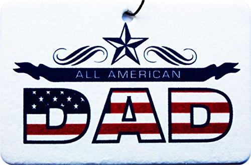 All American Dad Car Air Freshener