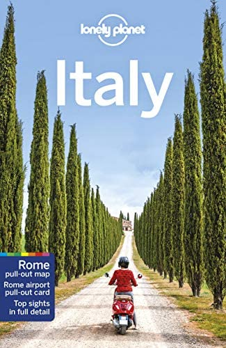Lonely Planet Italy Country Guide product image