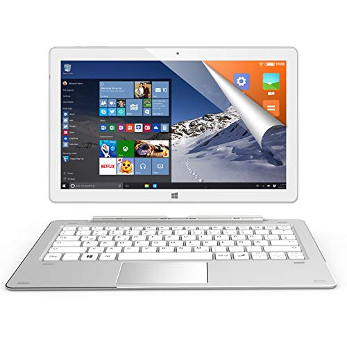 ALLDOCUBE iwork10 Pro - Pantalla IPS de 10,1 pulgadas Intel Atom X5 Z8350 Win10 Android 5.1 Dual Boot Quad Core 4GB RAM 64GB ROM Tablet PC