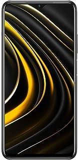 هاتف بوكو ام 3 ذكي ثنائي شريحة الاتصال الجيل الرابع ال تي اي بذاكرة رام 4 جيجا وسعة تخزين 128 جيجا (لون اسود قوي)