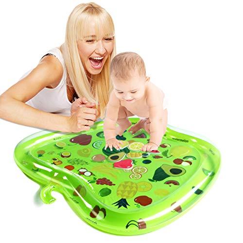 Tummy Time Baby Wasserspielmatte...