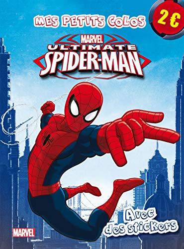 Spiderman, MES PETITS COLOS AVEC STICKERS