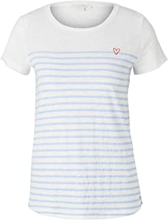 Tom Tailor Denim dames t-shirt Streifen