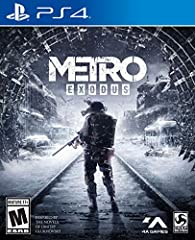 Embark on an incredible journey - Board the aurora, a heavily modified steam locomotive, and join a handful of survivors as they search for a new life in the east Experience sandbox survival - A gripping story links together classic metro gameplay wi...