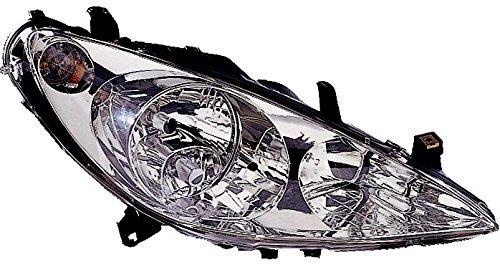 Iparlux 11546004/231 Faro derecho H7/H1 El C/Motor