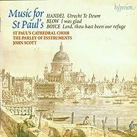 Music for St Paul's