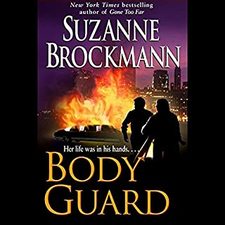 Bodyguard                   By:                                                                                                                                 Suzanne Brockmann                               Narrated by:                                                                                                                                 Carrington MacDuffie                      Length: 10 hrs and 15 mins     344 ratings     Overall 4.1