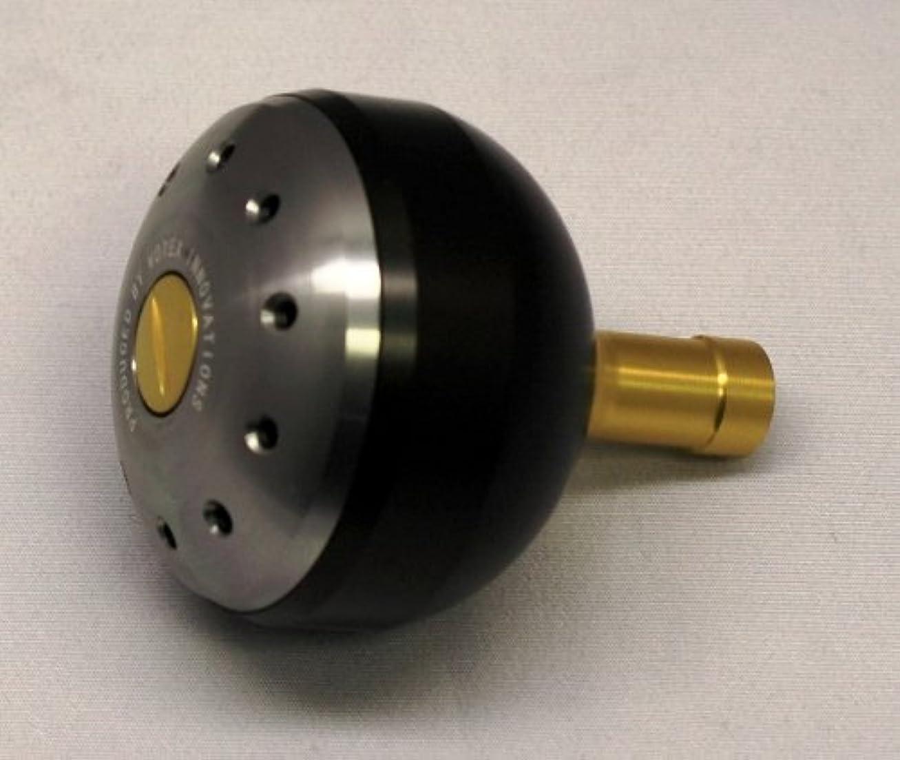 ベッドを作るラオス人けん引45?mm Votex アルミ パワーハンドルノブ SHIMANO(シマノ)タイプ: B ダイワタイプ : Lリール専用 Lサイズ