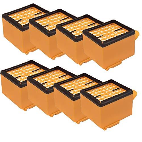 1 Hepafilter adatto per Miele S 5311 20 Sacchetto per aspirapolvere
