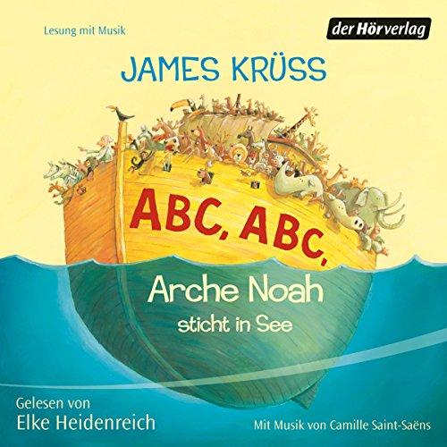Couverture de ABC, ABC, Arche Noah sticht in See