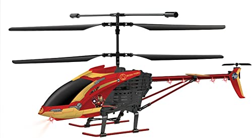 World Tech Toys 33730 rvel Avengers Age of Ultron Iron Man 3,5 annel Radio Bestellung C Helikopter