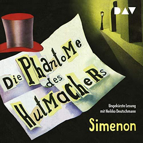 Die Phantome des Hutmachers cover art