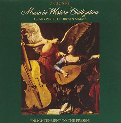 Audio CD, Volume 2 for Wright/Simms' Music in Western Civilization, Media Update