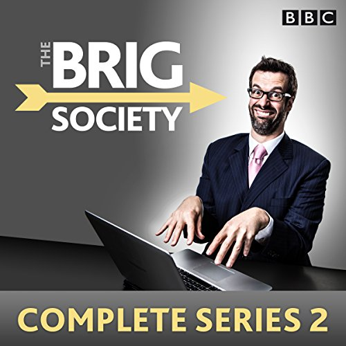 The Brig Society audiobook cover art