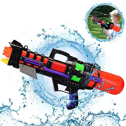 Sunshine smile wasserpistole groß,wasserpistole mit großer reichweite,wasserpistole Spielzeug,wassergewehr für Erwachsene Kinder,Water Gun