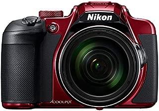 Nikon デジタルカメラ COOLPIX B700 光学60倍ズーム2029万画素 レッド B700RD