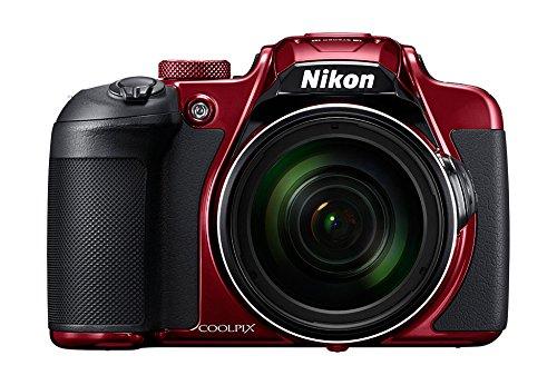 Nikon DIGITAL CAMERA COOLPIX B700 Optical 60 times zoom 20,290,000 pixels RED B700RD [Camera](Japan Import-No Warranty)