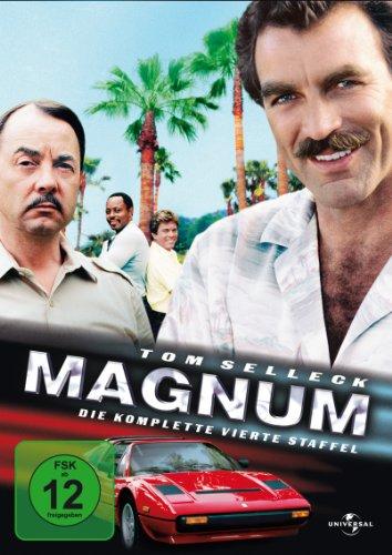 Magnum - Die komplette vierte Staffel (6 DVDs)