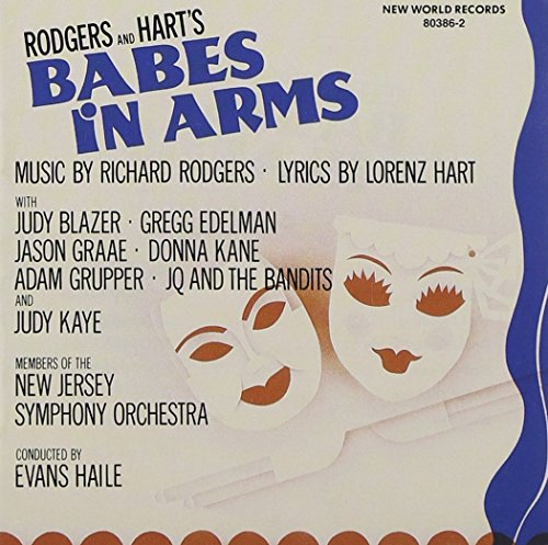 New Jersey Symphony/Haile; Kay - Rodgers & Hart: Babes In Arms