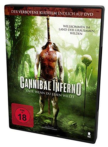 Cannibal Inferno - Lauf, wenn du leben willst