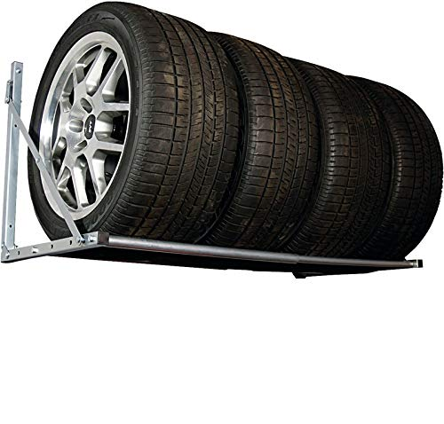 Tire Loft Garage Folding Wht