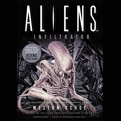Aliens: Infiltrator cover art