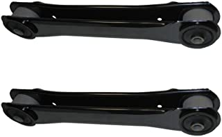Detroit Axle - Both (2) Brand New Rear, Lower Complete Control Arm Assembly - Position: Rear Lower Driver & Passenger Side 10-Year Warranty