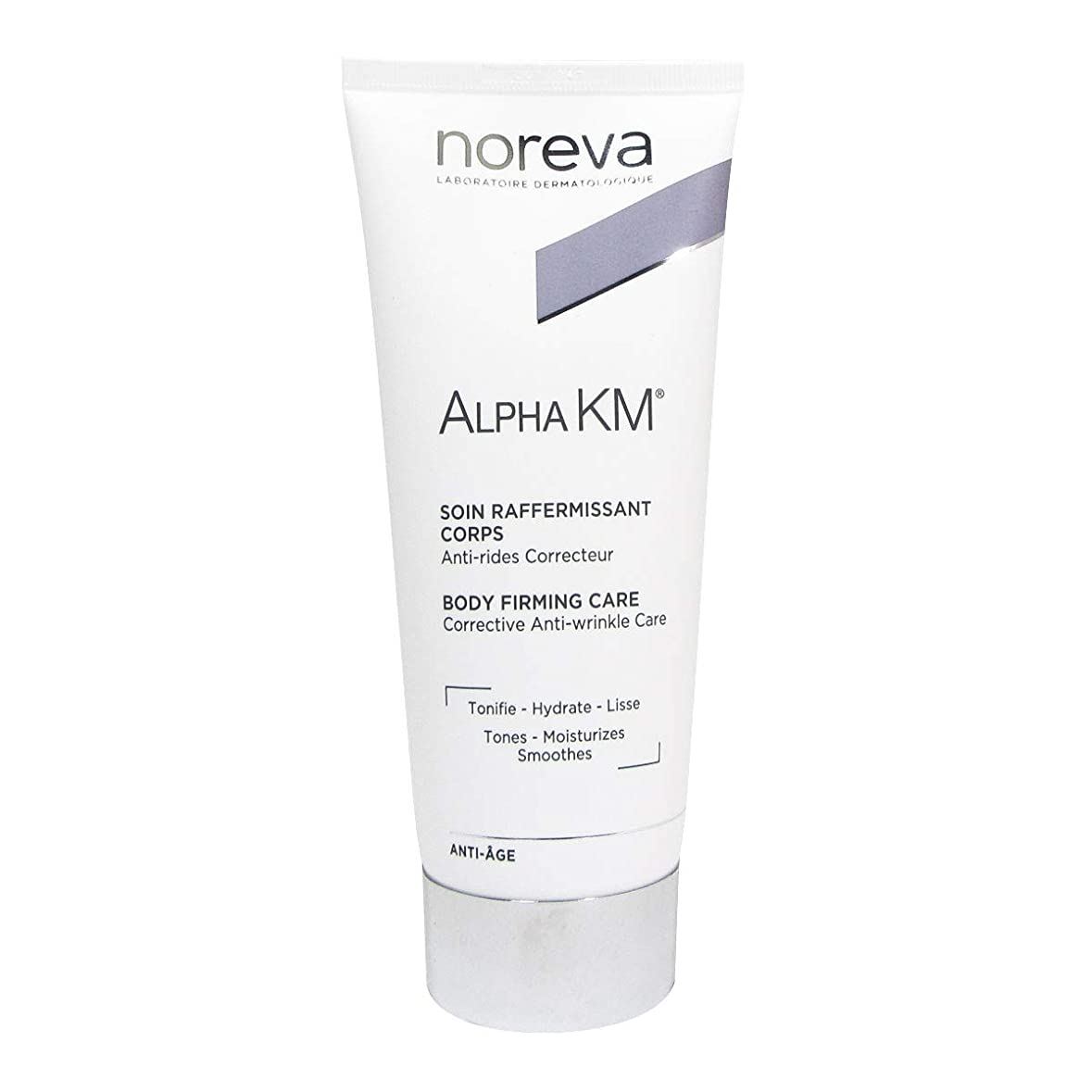 論争の的塩日常的にNoreva Alpha Km Body Firming Anti-ageing Treatment 200ml [並行輸入品]