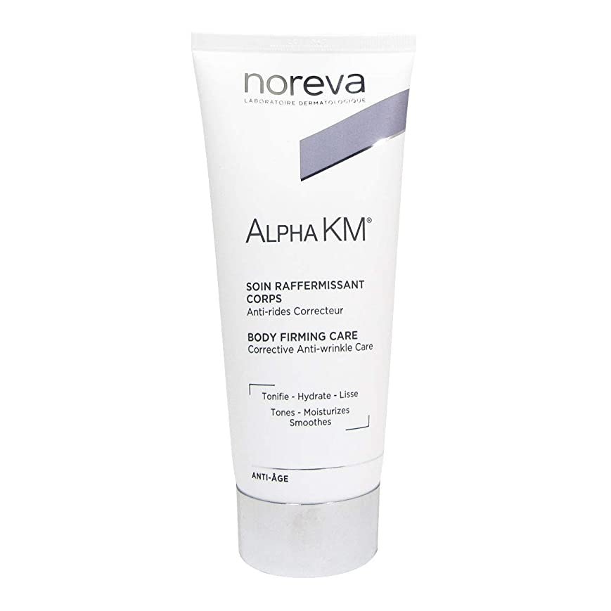 露絡まるマニフェストNoreva Alpha Km Body Firming Anti-ageing Treatment 200ml [並行輸入品]