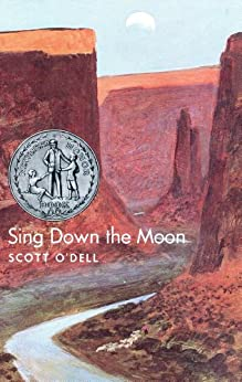 Sing Down the Moon by [Scott O'Dell]