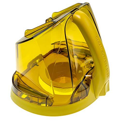 Rowenta Auffangbehälter, Gelb, für Staubsauger Silence Force RO8324 RO8364.