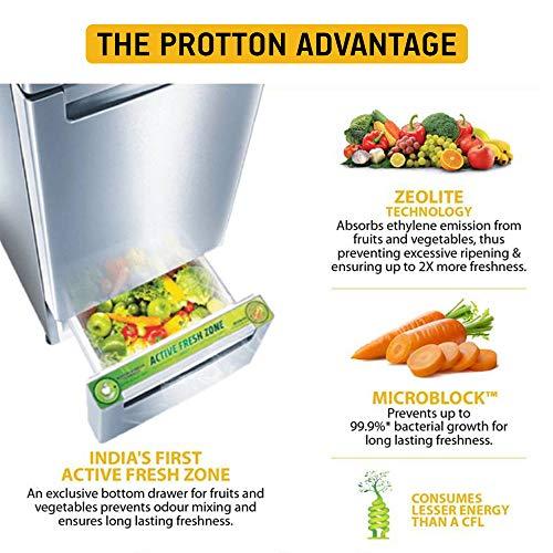 Whirlpool 260 L Frost-Free Multi-Door Refrigerator (FP 283D PROTTON ROY, German Steel) 6