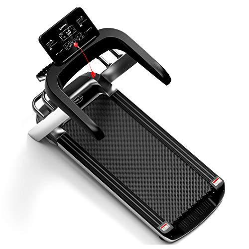 Fitnscle Tapis roulant Elettrico Domestico, Attrezzatura per Il Fitness Pieghevole Famiglia Macchina da Corsa