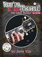 You'Re In The Band For Lead Guitar Book 1 Tab Edition Bk/CD