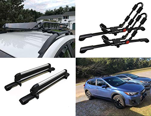 Brightline's crossbars are compatible with a variety of carriers for all sorts of transportation.