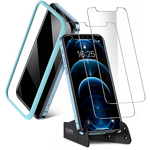 HURRY $2.08 2 Pack Screen Protector for iPhone 12 Pro Max Clip the extra $2 off coupon and use promo code: 70EICTCA