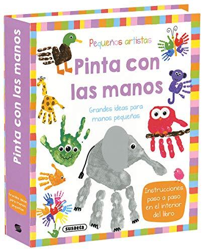 Pinta con Las Manos (Caja de manualidades)