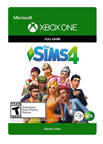 Xbox One Games: The Sims $5.99 (Digital Code), House Flipper $17.99 + Free Shipping w/ Prime or on orders over $25