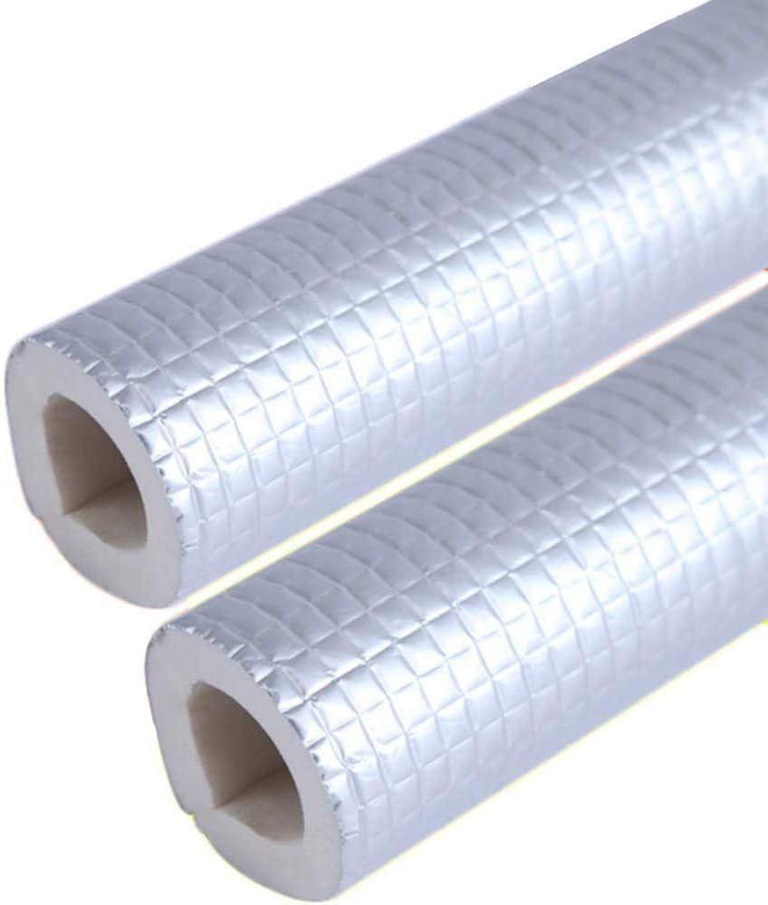 TZSMWG Insulation Pipe Foam Fo Max 87% OFF AC Recommended Film Aluminum